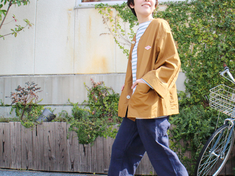 19' Spring is Coming ! Newアウターではじめる春の装い