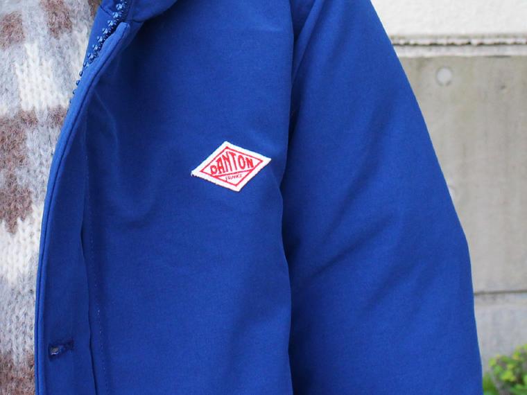 ワークウェアブランドの提案するダウンジャケット
