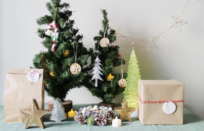クリスマス気分が上がる雑貨たち