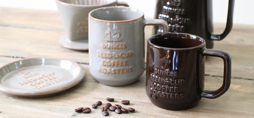 コーヒーロースターズマグ