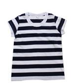 LAITERIE ( レイトリー ) ふわふわ天竺フレンチボーダー Tシャツ