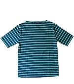 SAINT JAMES ピリアック 薄手半袖 ボーダーTシャツ