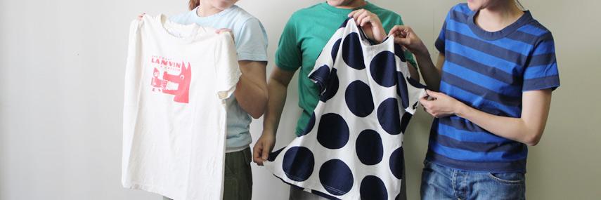 夏を楽しむ AIDA Tシャツ サマーコレクション