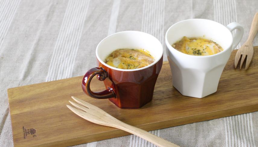 オーブンが使えるマグカップ